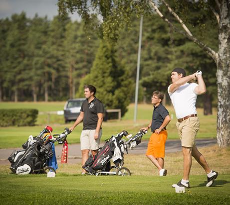 Golf godkänt som skattefri friskvårdsförmån