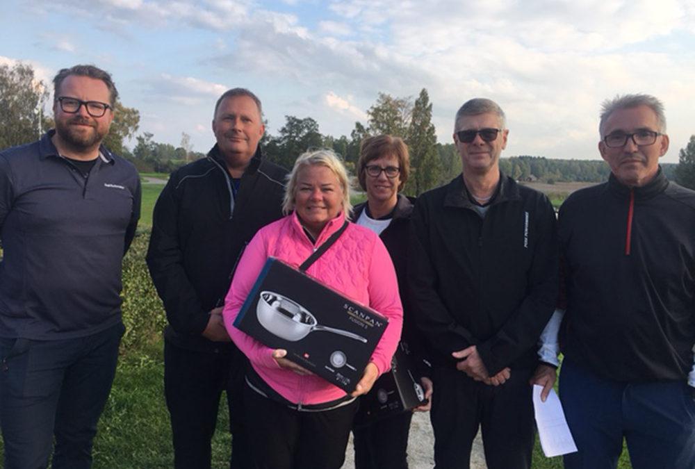 Norraby Krog – sista tävlingen för året avgjord