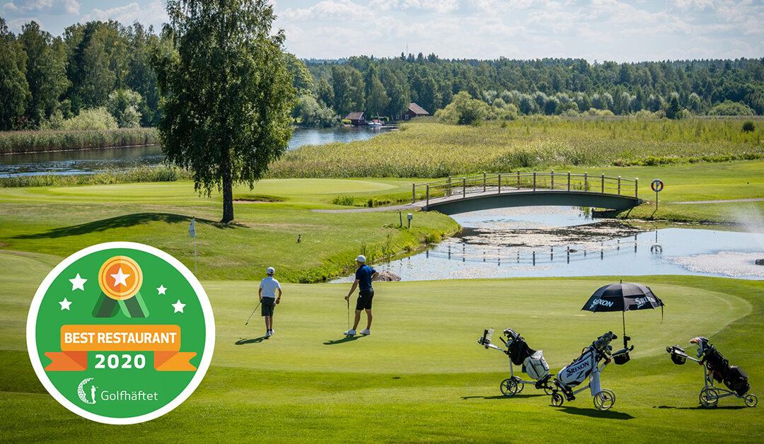 Bästa golfkrogen i Småland!